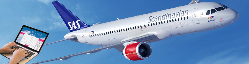 SAS Airlines Booking